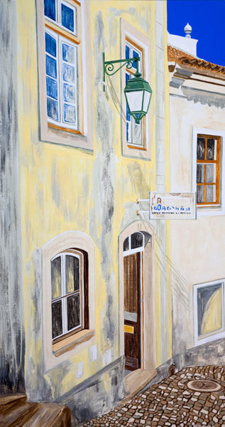 'The Old Shoe Shop - Monchique' SOLD