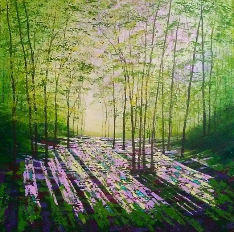 A Wilder Wood
