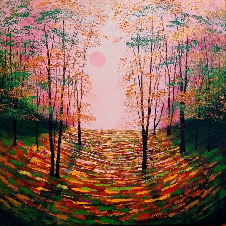 Autumn Shimmer