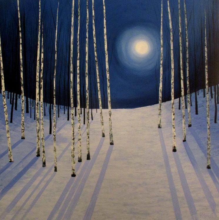 Midnight Wood