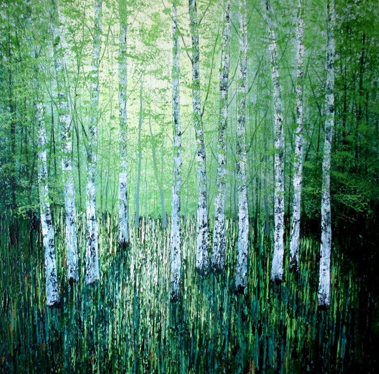 The Quietness of Trees