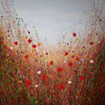 Wild Flowers Dancing