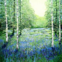 Bluebell Wild and Leafy