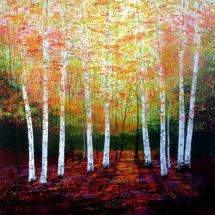 Magenta Wood
