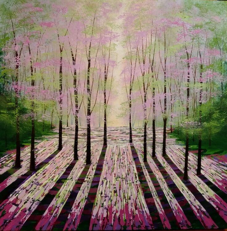 Rose Petal Wood