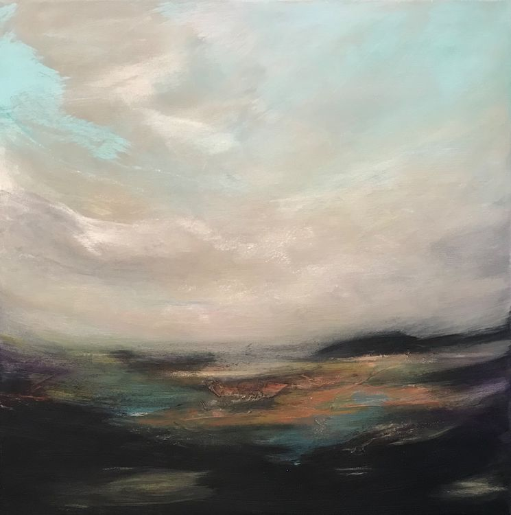 Clouds over the Marshes SOLD