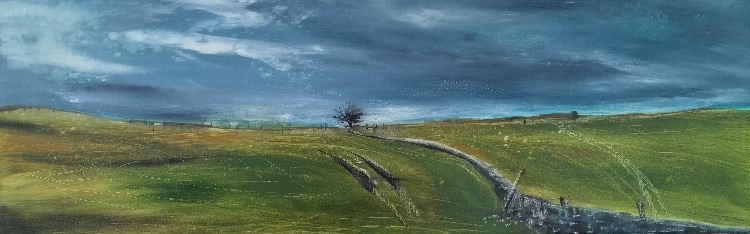 A walk in the Peak District SOLD