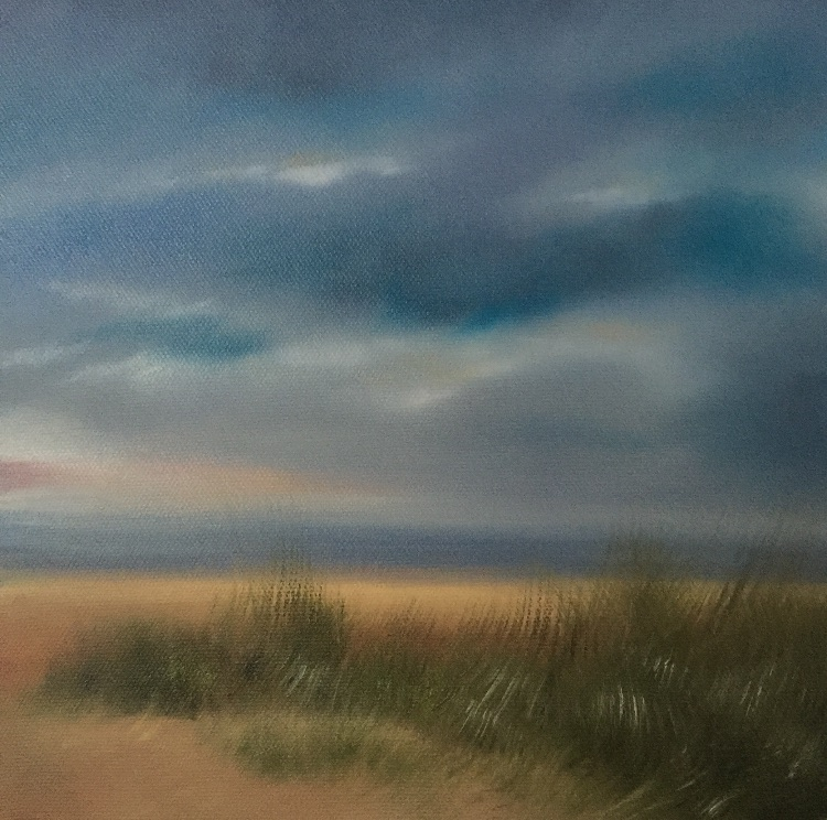Holkham beach SOLD
