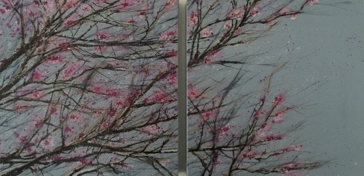 Cherry blossom SOLD
