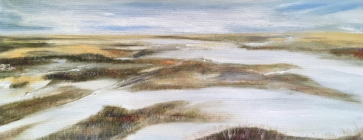 Thornham marshes SOLD