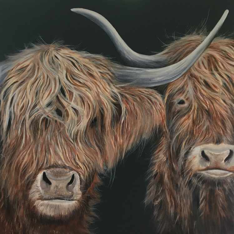Two coos SOLD