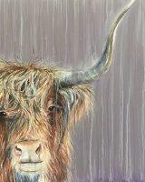 Highland heather SOLD