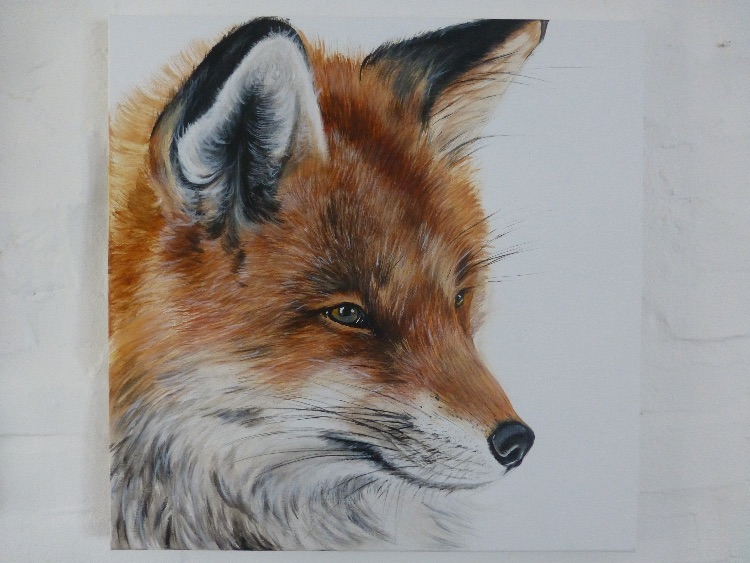 Mr Fox SOLD