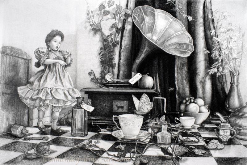 Alice - Through The Door