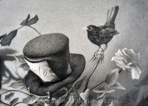 'Alice' (Detail)