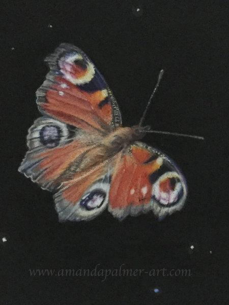 Flight of Fancy (Detail)