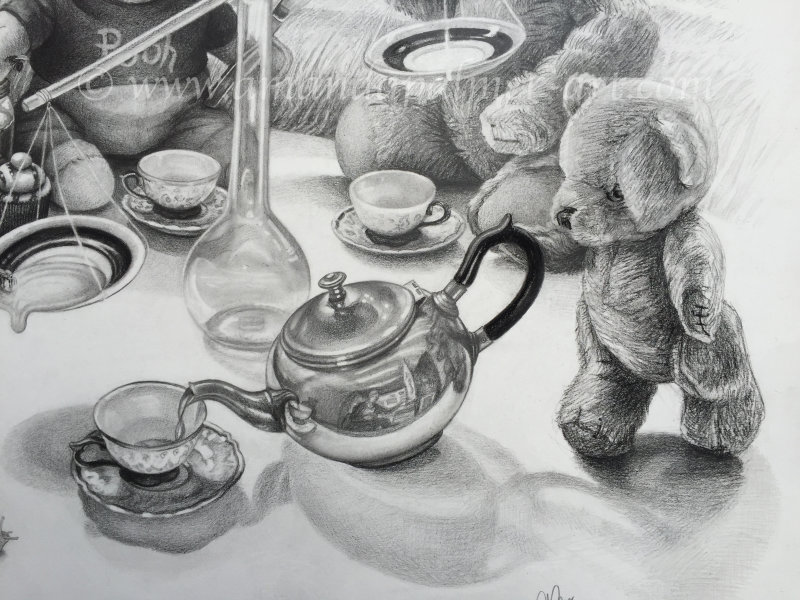 'The Teddy Bear's Picnic' (Detail)