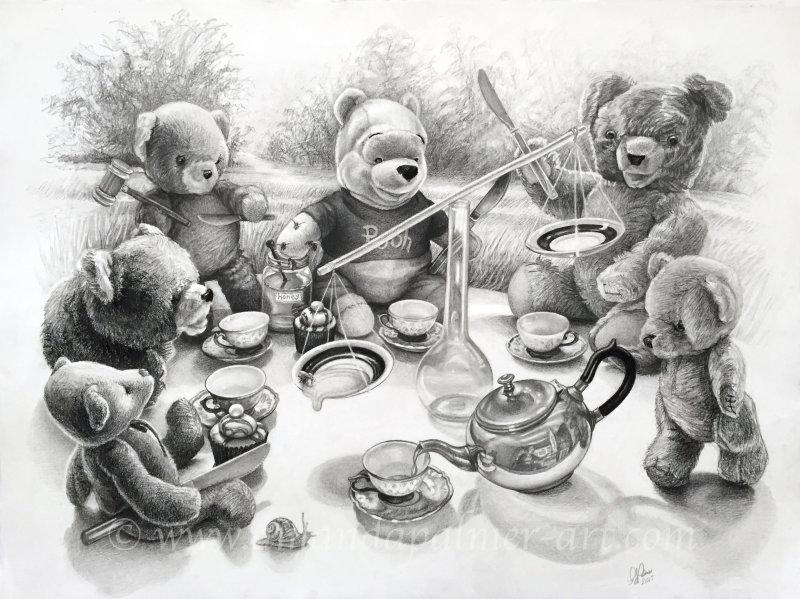 'The Teddy Bear's Picnic'