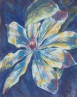 Nelly Moser, Pastel