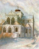 Romsey Abbey - Birthday Present