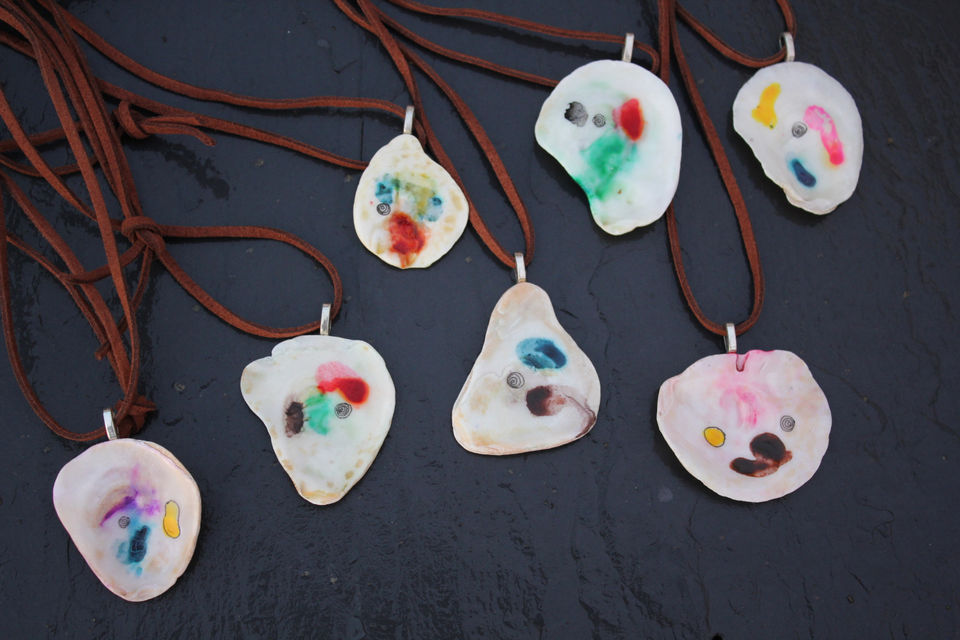Group of pendants