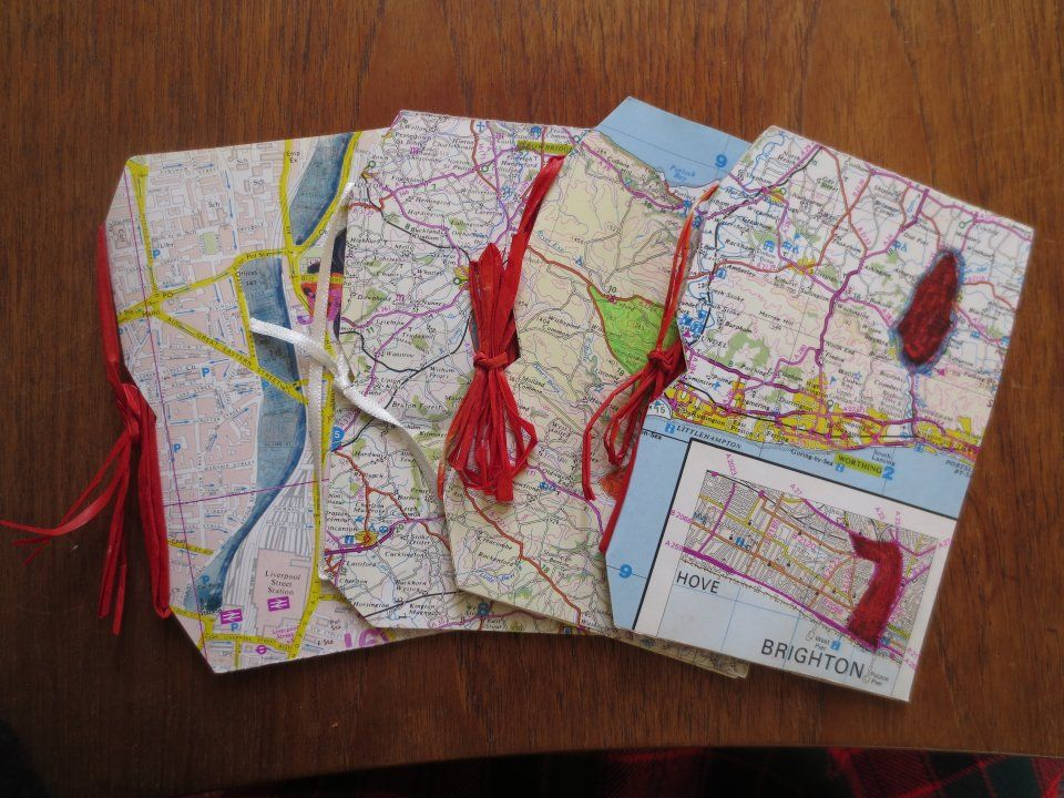 Map Books, 2016-17