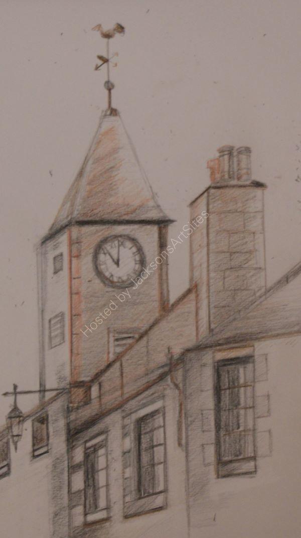 Clock Tower Lauder