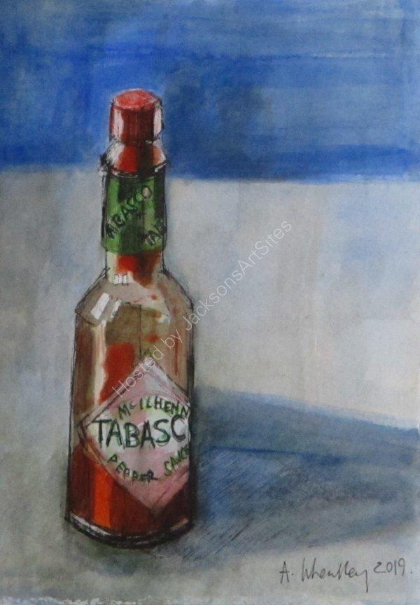 Tabasco Sauce  © No longer available.