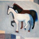 Two Horses -B