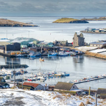 A Scalloway Winter