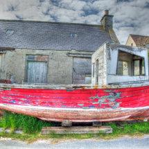 Big Red Boat