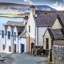 Scalloway lane