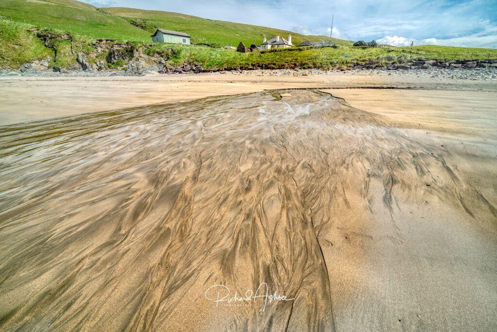 Maywick beach