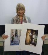 Lynn Kerr With Her 2nd & 3rd Placed Entries