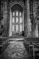 1st Brinkburn Priory 1 - Mervyn Williams