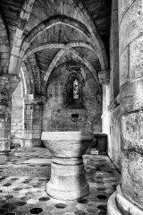 1st Brinkburn Priory 2 - Mervyn Williams