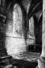1st Brinkburn Priory 3 - Mervyn Williams