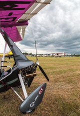 1st Flying In Eshott : Paul Saint