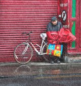 1st Someone Left His Bike Out In The Rain - Alan McCormick