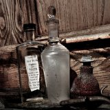 Old Bottles : Lynn Kerr : Score 11