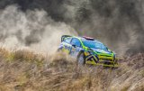3rd Ford Fiesta - Graeme Pattison