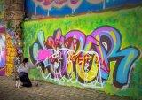 3rd Practising street art - Lynn Kerr