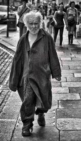 3rd Walking on - David Jones