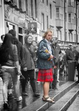 HC The Scottish Look : Lynn Kerr