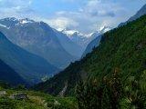 4th Jim Kirkpatrick - Snowy peaks