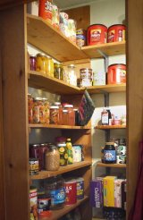 Autumn Store Cupboard