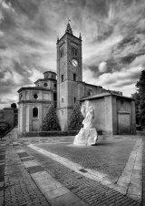 Com Abbey of Monte Olivieto - Lynn Kerr