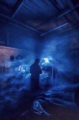 Com Figure in the smoke - Graeme Pattison