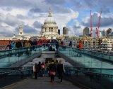 Com St Pauls Via Millenium Bridge - Peter Burnham