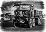 Com Vintage Lorry - Mervyn Williams